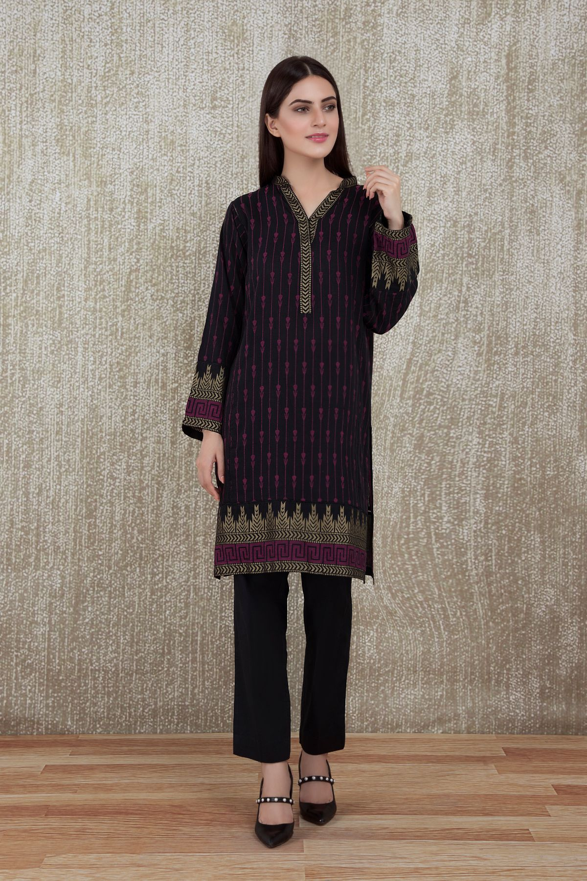 1PC Casual dress Chinyere