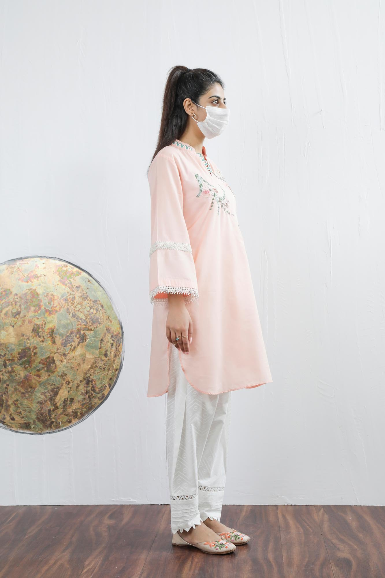 1pc casual suit by Ethnic