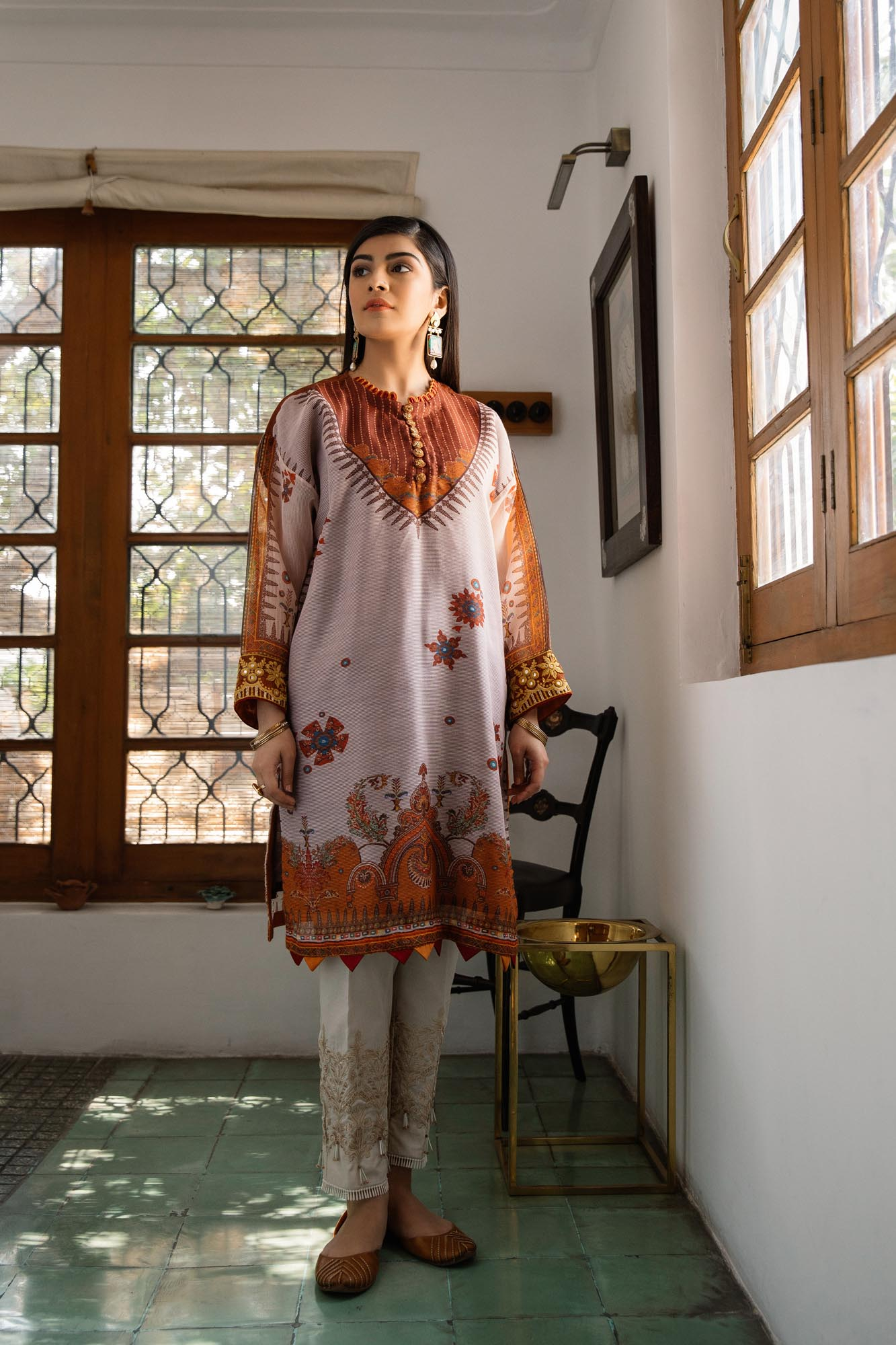 1pc suit ethnic by outfitters
