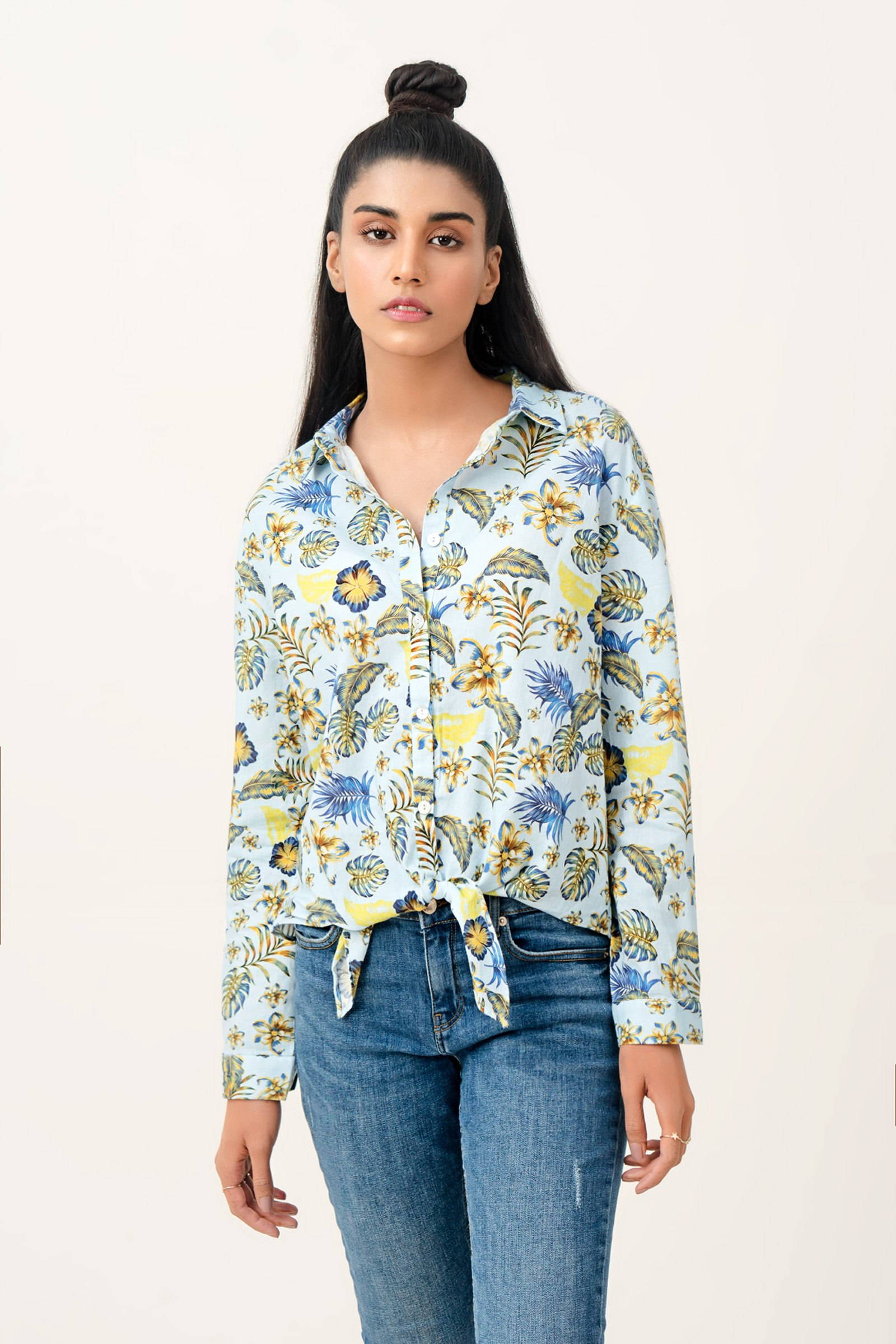 Bow Style Shirt