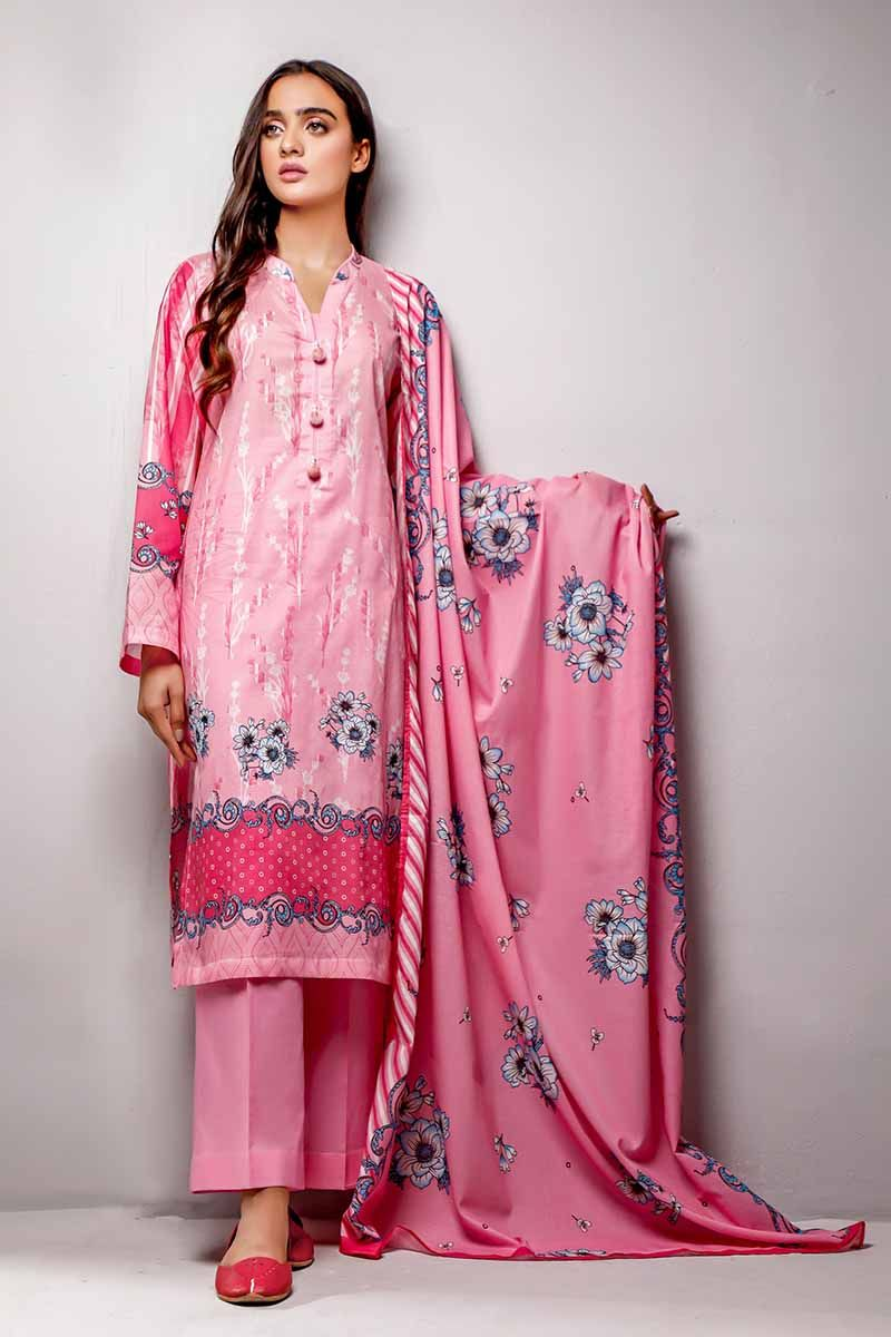 Gul Ahmad 3Pc Lawn suit