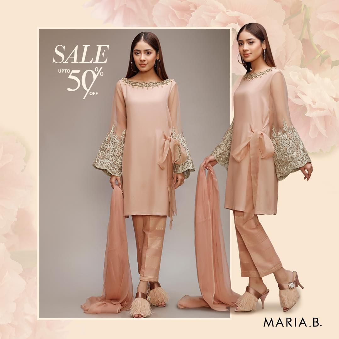 Best Maria B New Arrival With Sale For Girls