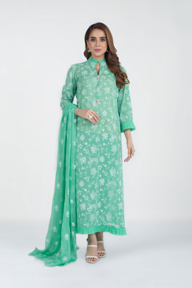 Gareen Bareeze Lawn Collection For Ladies