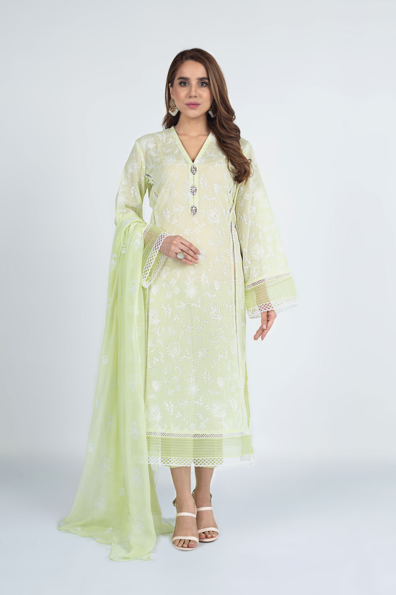Gareen Latest Lawn Collection Of Bareeze For Girls