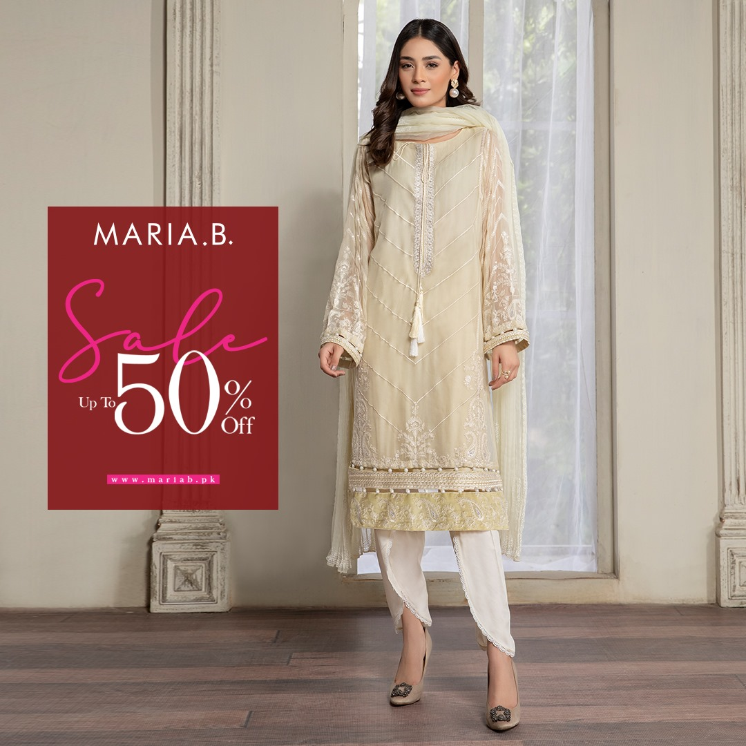 Maria B New Arrival With Sale For Women
