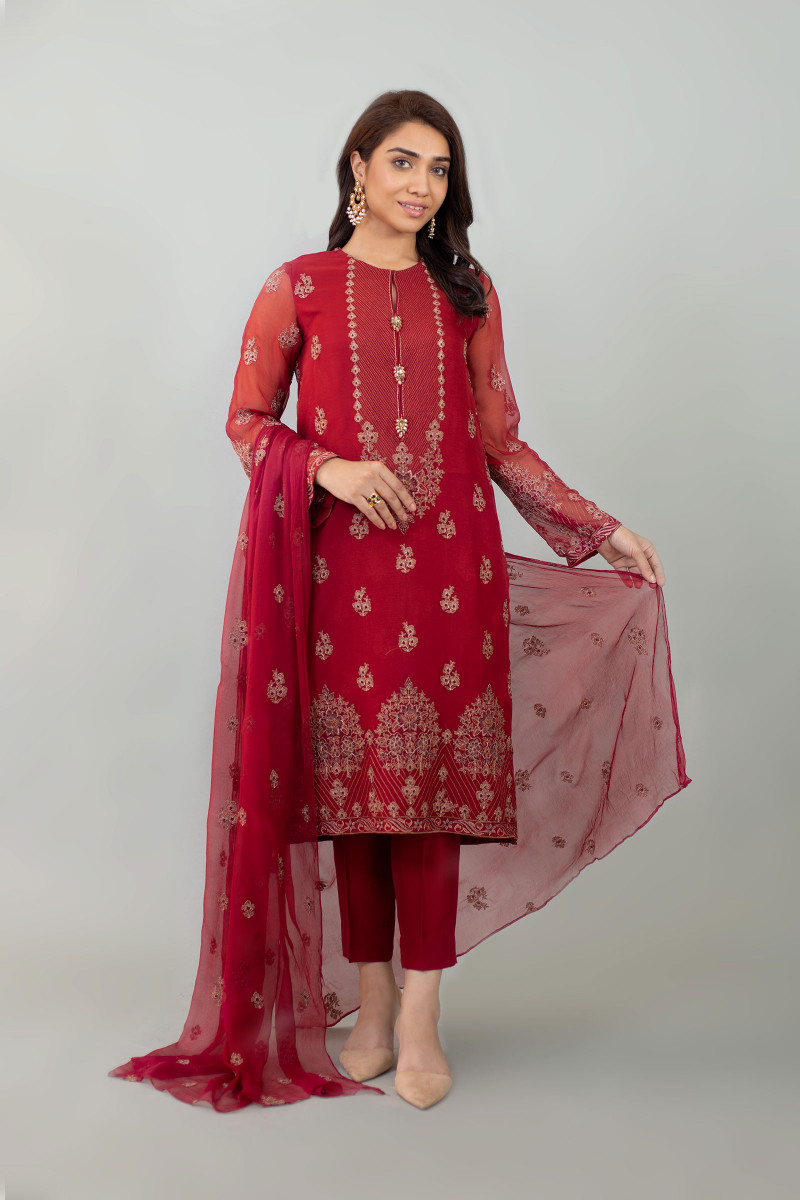New Red Lawn For Ladies